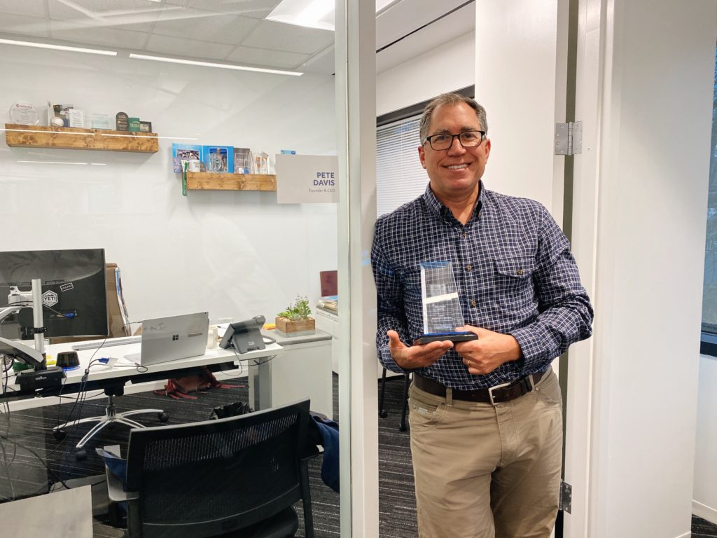 small business person award