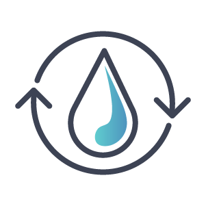 icon water offset