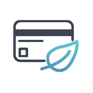 icon financial card