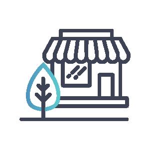 icon retail store