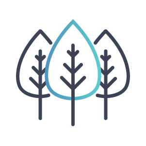 icon trees