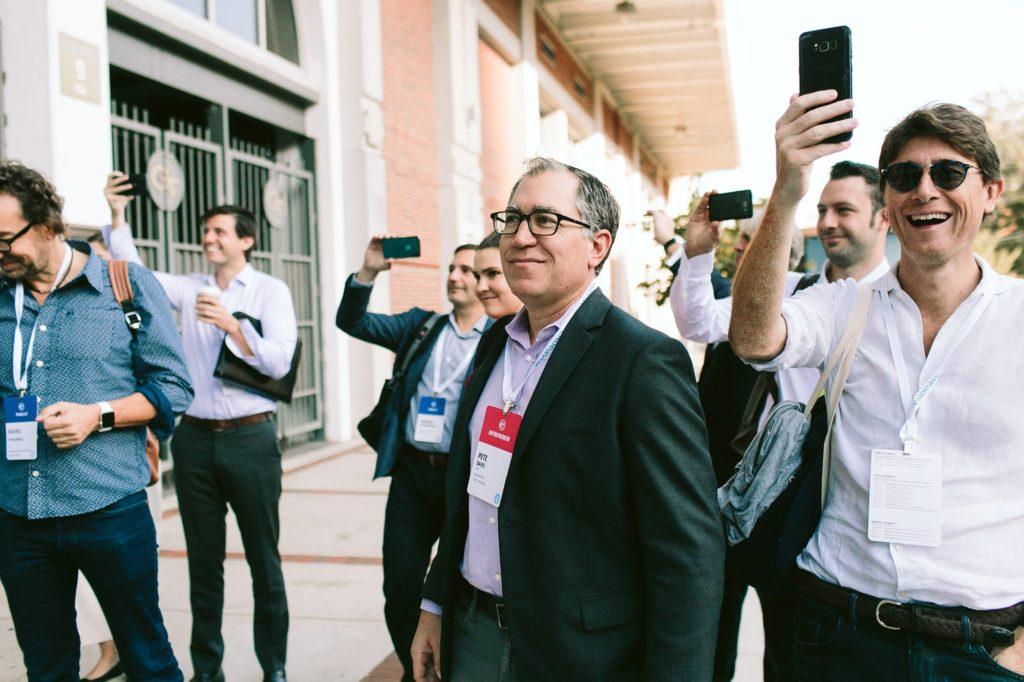 CEO Pete Davis