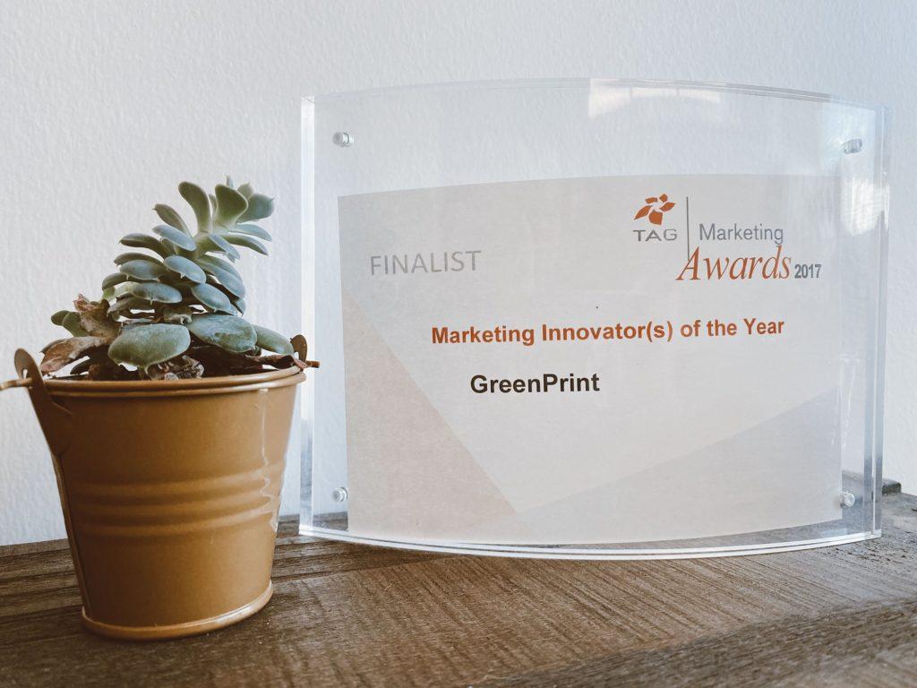 Marketing Innovator Award