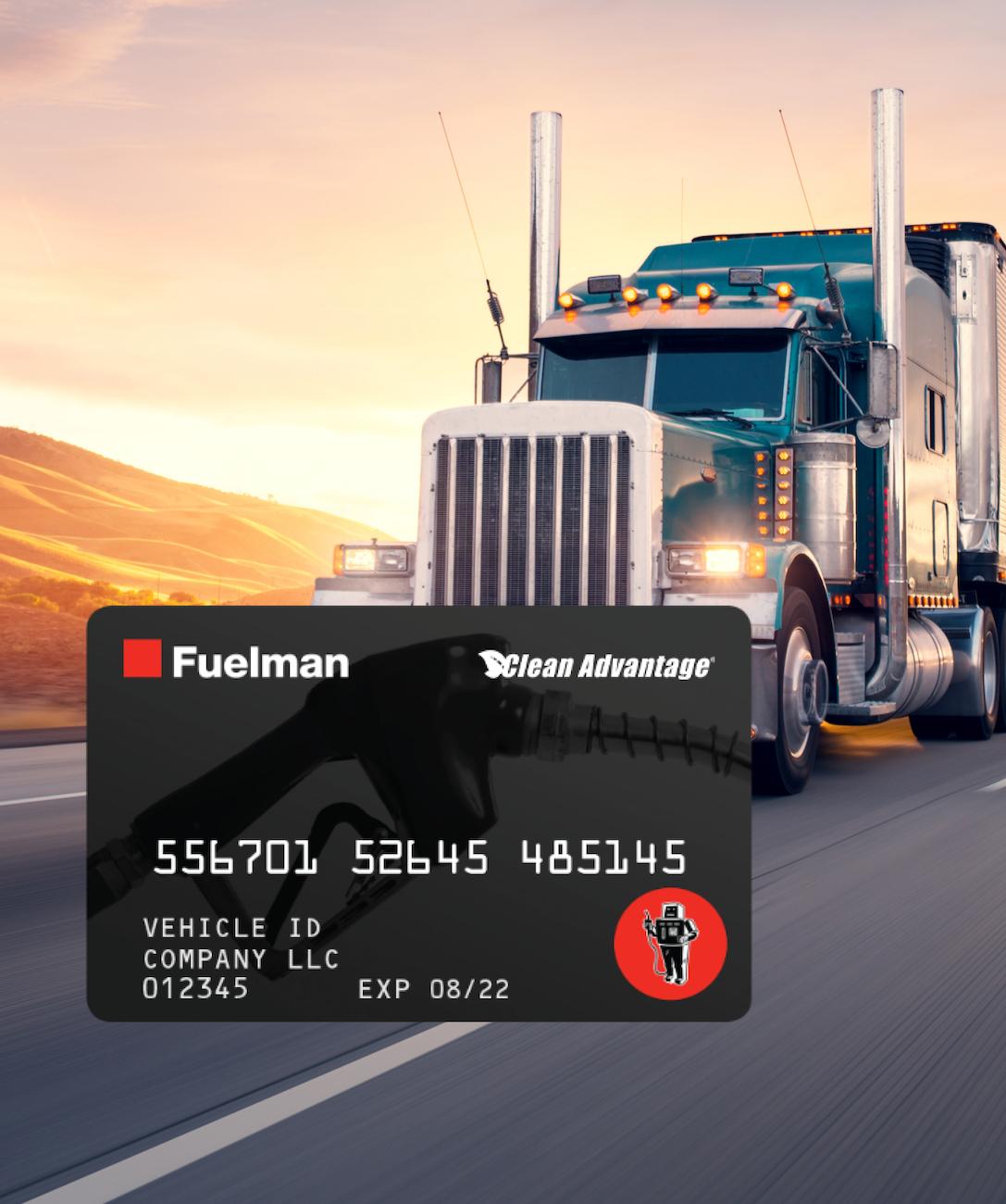 clean advantage environmentally friendly fleet card