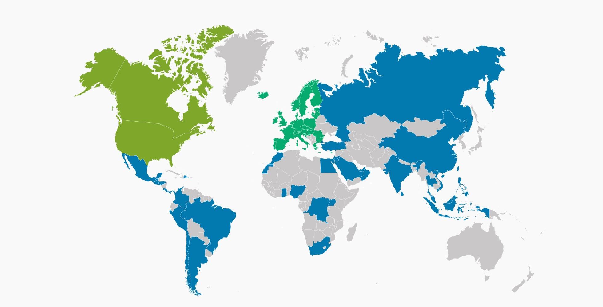 global renewable energy markets