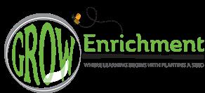 GROW Enrichment logo