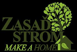 Zasad Strom Make a Home logo